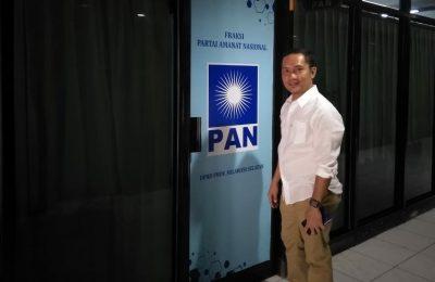 H. Akmal Aleg PAN Dapil 4